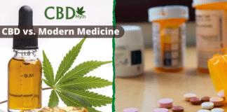 CBD vs. Modern Medicine